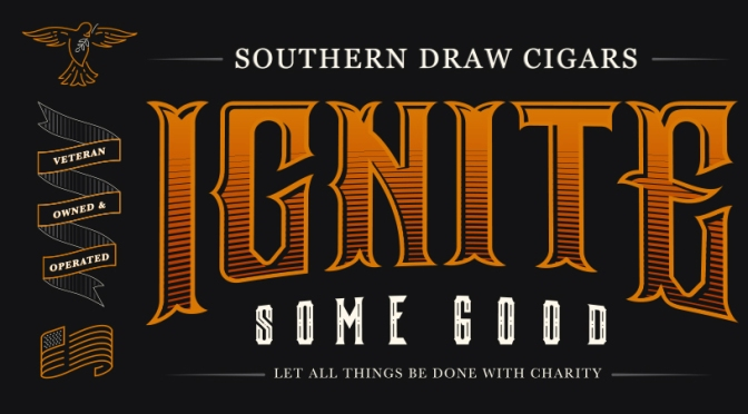 Cigars International joins Southern Draw Cigars to IGNITE some good