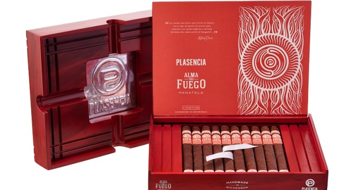 Plasencia Cigars to Introduce Alma del Fuego at IPCPR  2019