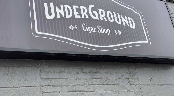 Lounge Review: Underground Cigar, Ft. Worth, Texas