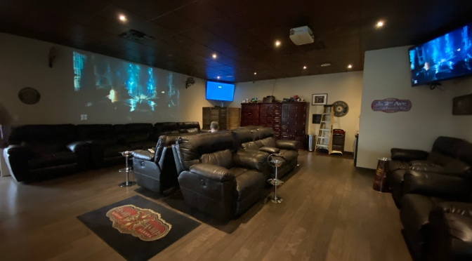 Lounge Review: Cigar Warehouse, Dallas