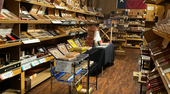 Lounge Review: Lone Star Cigars, Plano, Texas