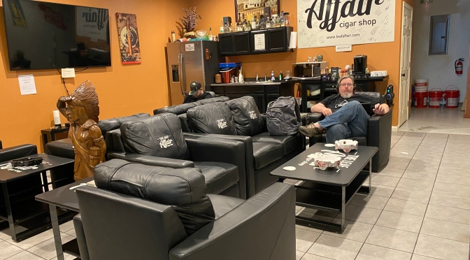 Lounge Review: The Leaf Affair, Killeen, Texas