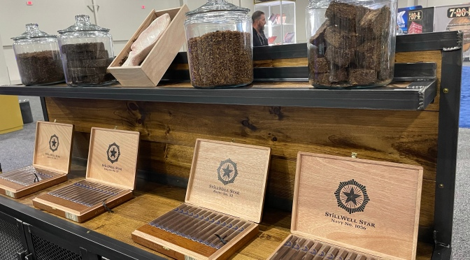 Dunbarton Tobacco talks about their new line at PCA